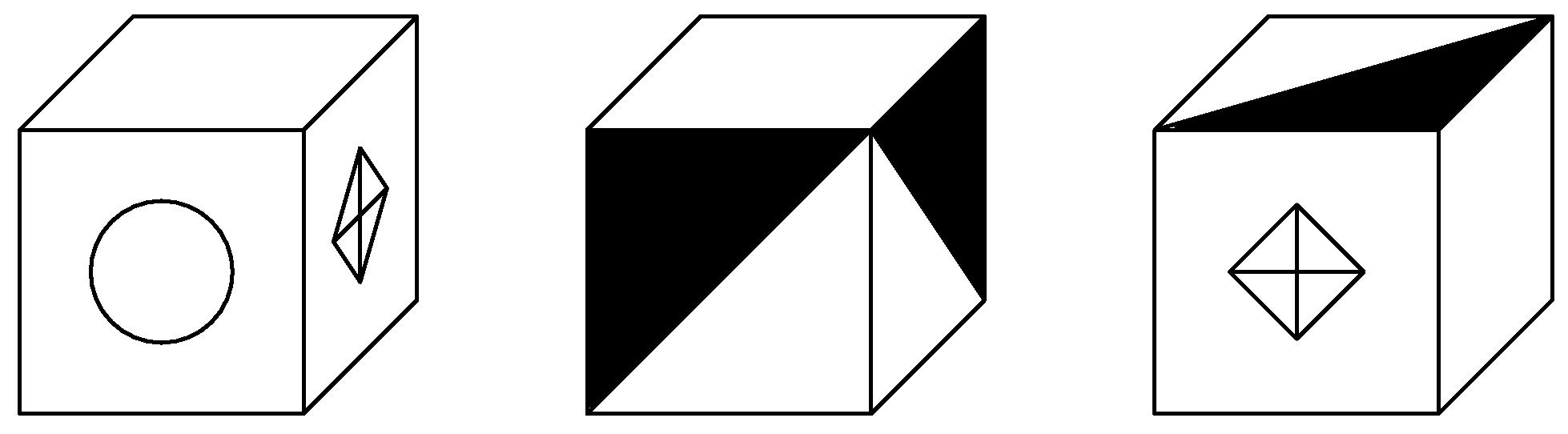 Как сделать бумажный кубик 30